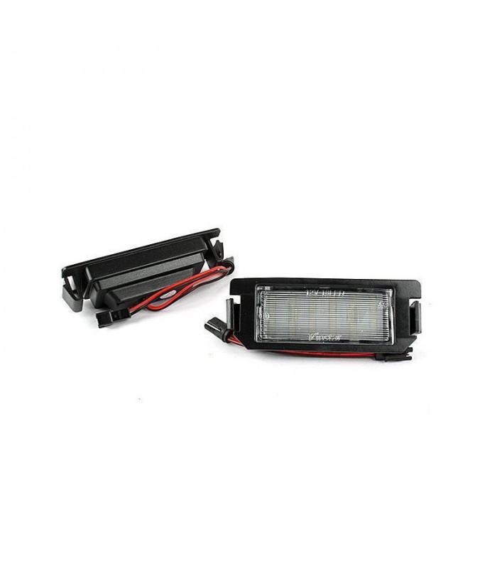 Moderne Skyltbelysning - Nummerskyltsbelysning Hyundai i20 QX79
