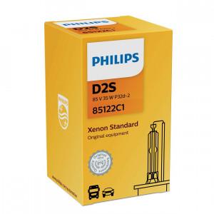 Philips D2S 35W Xenonlampa Xenon Vision
