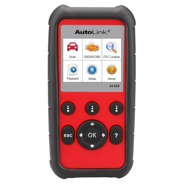 Felkodläsare AutoLink AL629