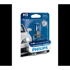 Philips WhiteVision Xenon Effect strålkastarlampor H3