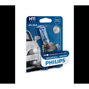 Philips WhiteVision Xenon Effect strålkastarlampor H11