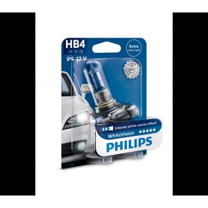 Philips WhiteVision Xenon Effect strålkastarlampor HB4 - 9006