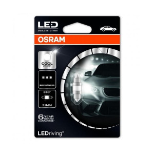 OSRAM C5W LEDriving 31mm 360°