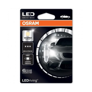 OSRAM LEDriving C5W 36mm 360°