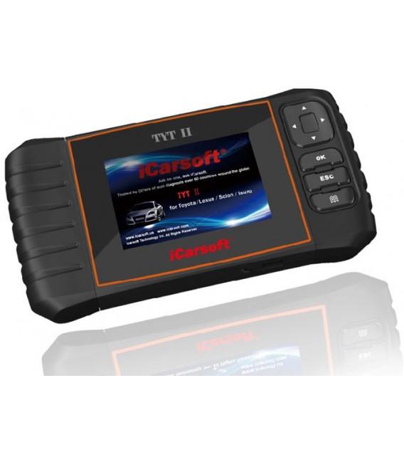 Carsoft TYT II Felkodsläsare för Toyota/Lexus/Isuzu