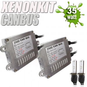 Xenonkit canbus 35W slim