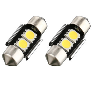 Led Spollampa - festoon SV8,5 C5W 31mm Canbus