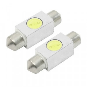 Spollampa / festoon c5w SV8.5 Highpower 1W 36 mm