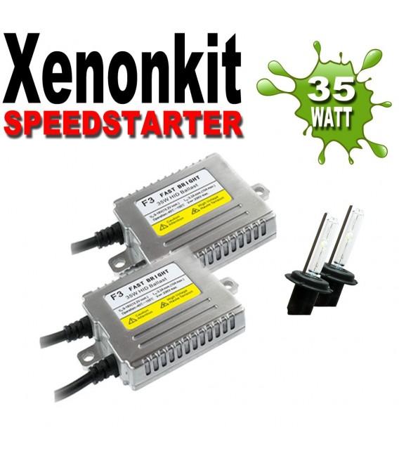 Xenon kit 35W Fast start