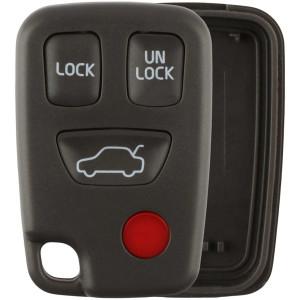 Volvo nyckelskal larmdosa fjärrkontroll V70 S60 S40 XC70 XC90