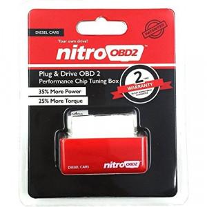 Nitro OBD2 Chiptrim för Diesel bilar
