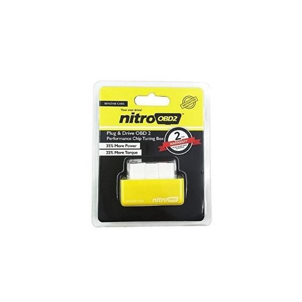 Nitro OBD2 Chiptrim för Bensin bilar