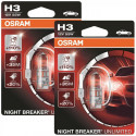H3 Osram Night Breaker Unlimited