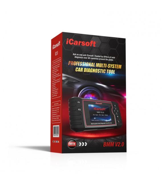 iCarsoft BMM V2.0 för BMW / Mini