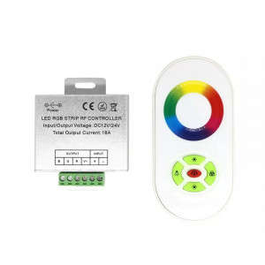RGB touch dimmer