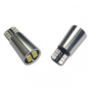 Led Diodlampa W5W - T10 canbus diod Xenonvit