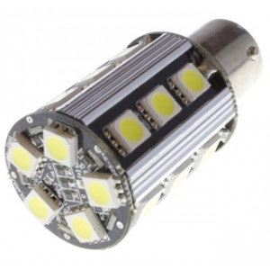 Led diodlampa BAY15D - 1157 - P21/5W 20 smd Canbus