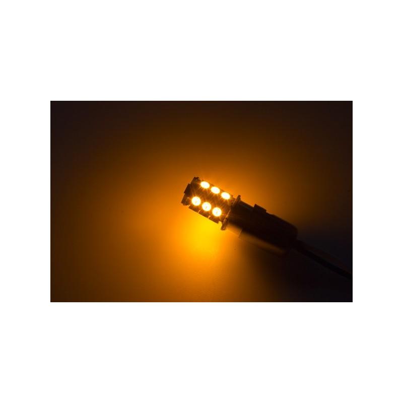 led diodlampa bay15d 1157 p21 5w 18 smd. Black Bedroom Furniture Sets. Home Design Ideas