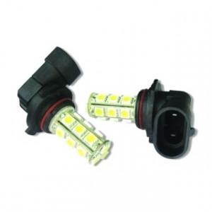 HB4 9006 Dimljuslampa led 18 smd