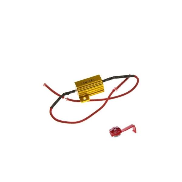 Resistor problemlösare Effektmotstånd 12v/25w