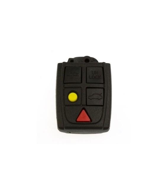 Nyckelskal larmdosa fjärrkontroll för Volvo s80 s60 v50 v70 xc70 xc90