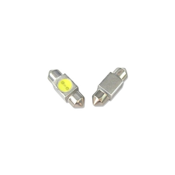 Led Spollampa - Festoon SV8,5 C5W Highpower 1W 31 mm
