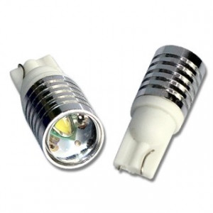 Led diod lampa W5W - T10 cree chip 5W 2-pack