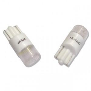 Led Diodlampa T10 W5W Philips design Xenonvit 2-pack