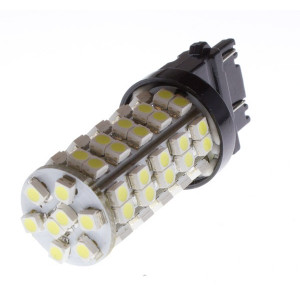Led diodlampa 68 smd 3157 -  PY27/7W 1-pack Xenonvit