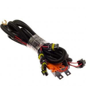 Reläkabel 35W-55W-75W 4 lampor