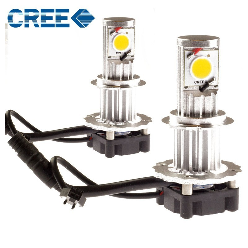 led lampa h7 30w cree chip canbus. Black Bedroom Furniture Sets. Home Design Ideas