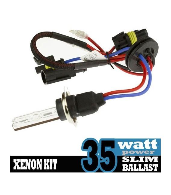 Xenon kit / Xenonkit HID 35W Slim