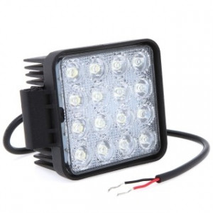 Arbetsbelysning / Backljus LED 48W