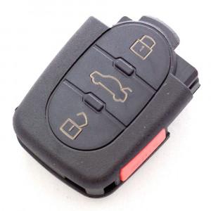 Audi Knappsats 3 knappar + panic A4 A6 S8