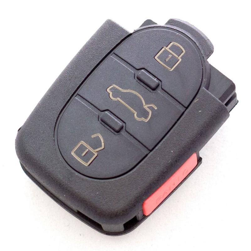 Audi Knappsats 3 Knappar Panic A4 A6 S8