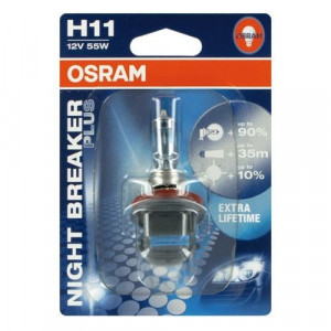 H11 Osram Night Breaker Unlimited