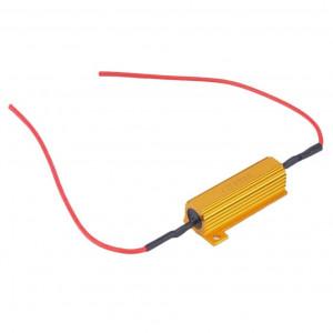 Effektmotstånd Resistor problemlösare 50W 6Ohm