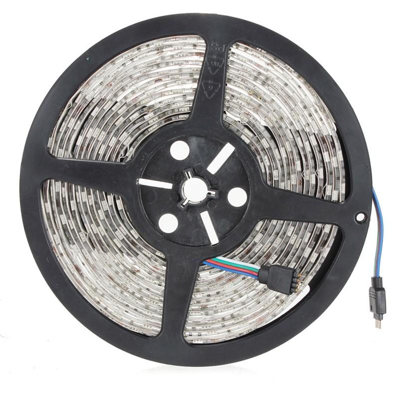 5M Led slinga RGB 5050 SMD med fjärrkontroll