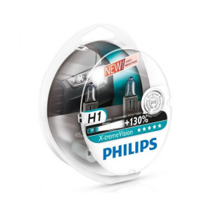 Philips X-tremeVision+ H1 2-Pack