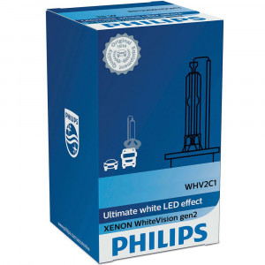 Philips 35W D1S White Vision 6000K