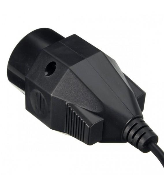 20 pin oil service diagnosverktyg för bmw e30 e34 e36 e39 1982-2001