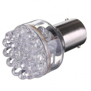 Led diod lampa BA15s - P21W - 1156  24 led