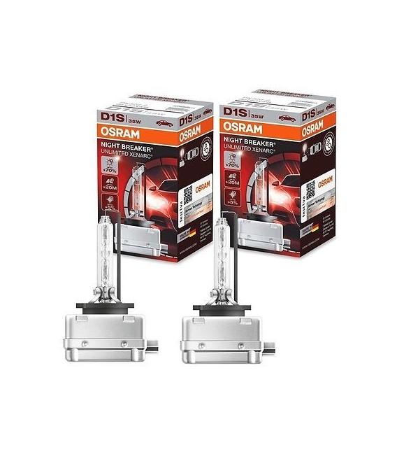 d1s 35w osram xenonlampa gasurladdningslampa night breaker unlimit. Black Bedroom Furniture Sets. Home Design Ideas