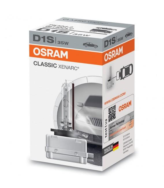 D1S 35W Osram Xenonlampa  Classic