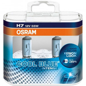 H7 Cool Blue Intense 2-pack
