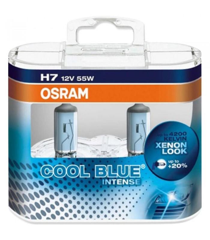 h7 cool blue intense 2 pack. Black Bedroom Furniture Sets. Home Design Ideas