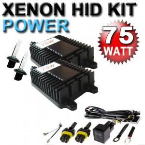 Xenon HID kit 75W