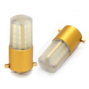 LED diodlampa T10 - W5W med Canbus 12st smd dioder 2-pack