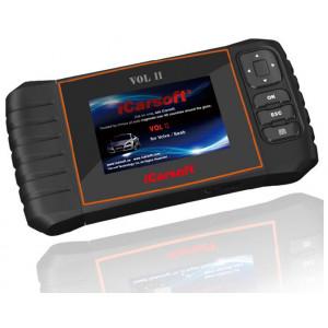 iCarsoft VOL II Felkodsläsare för Volvo / Saab