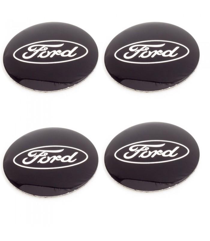 Ford Svart Hjulnav Emblem Till Centrumk 229 Por